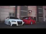 Audi RS3 - Astra J Stance Turkey HD | Perfect Stance
