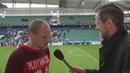 Бриф-интервью с автором победного гола в финале Кубка Эстонии!