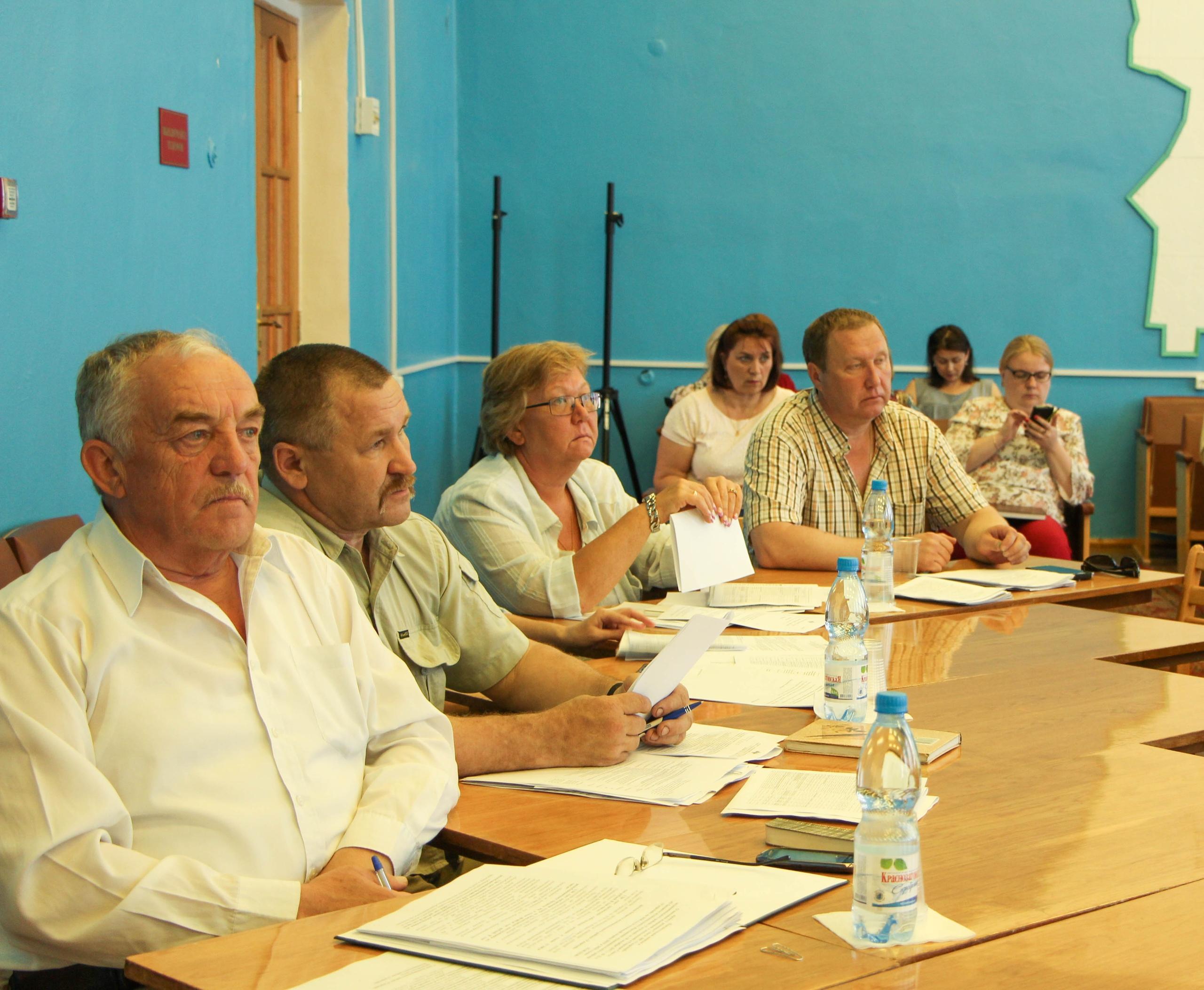 На заседании сессии Совета МР «Удорский» депутаты рассмотрели 6 вопросов