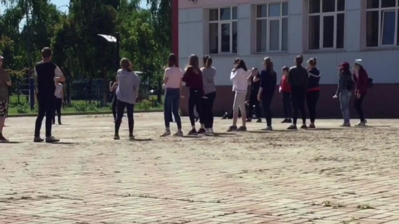Зарница 7 А класса школа 34 г.Старая Купавна