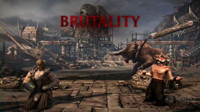 Mortal Kombat X_ All Fatalities X-Rays Faction Kills and Brutalities