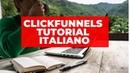 Clickfunnels Italiano Tutorial Ita - Come Usare Funzione Editor