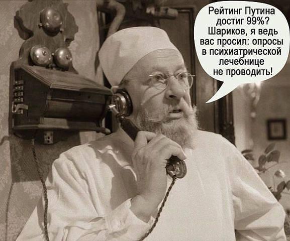 """37% россиян полагают, что страна движется в неправильном направлении, но поддержка Путина растет, - опрос """"Левада-центра"""" - Цензор.НЕТ 315"""