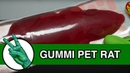 Jelly Belly Pet Rat Gummi Candy Runforthecube Candy Review