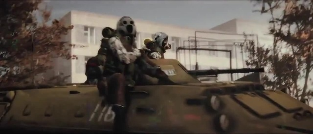 S.T.A.L.K.E.R. - Мы поднялись с коленей!
