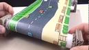 Road Fighter c аркадного автомата на картоне