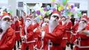 Флеш-моб Дедов Морозов на Корпоратив, Новый Год!