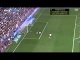 Messi 0-1