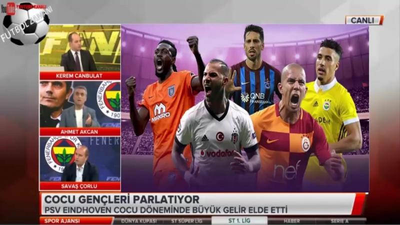 FENERBAHÇE Spor Ajansı ¦ Cocu, Volkan Demirel Begovic Yorumları 26 Haziran 2018