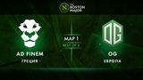 Ad Finem vs OG - map 1 - The Boston Major