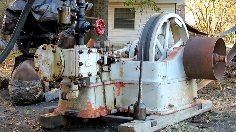 1904 4 Jewell Steam Engine Evaluation