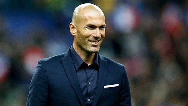 Официально: Зинедин Зидан — главный тренер Реала