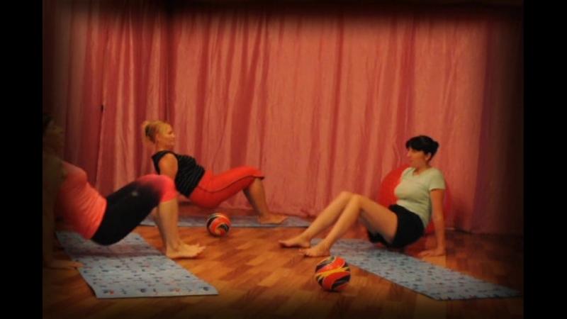 Коррекционно-функциональная гимнастика