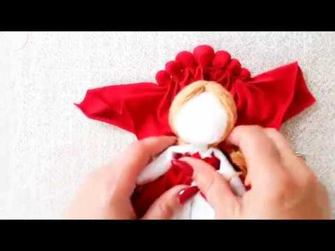 ігрова лялька вишенька від валентини мірошник