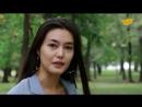 Динара Бактыбаева читает стихотворение на жанакун