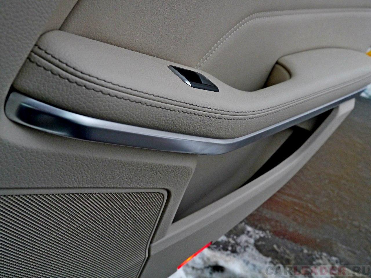 Ни одной нитки и ни одного кривого шва - спасибо немецкому портному Merceds-Benz.