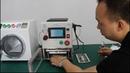 GZC 008G Mini Phone Curved screen laminating Repair machine