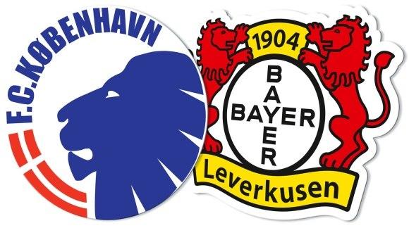 Копенгаген – Байер. Лига чемпионов 2014-15