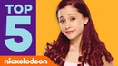 Ariana Grande's TOP 5 Musical Moments 🎤 Nick