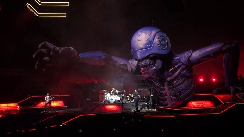 Muse - Assassin Reapers The Handler - Phoenix, AZ - Talking Stick Resort Arena - 2262019