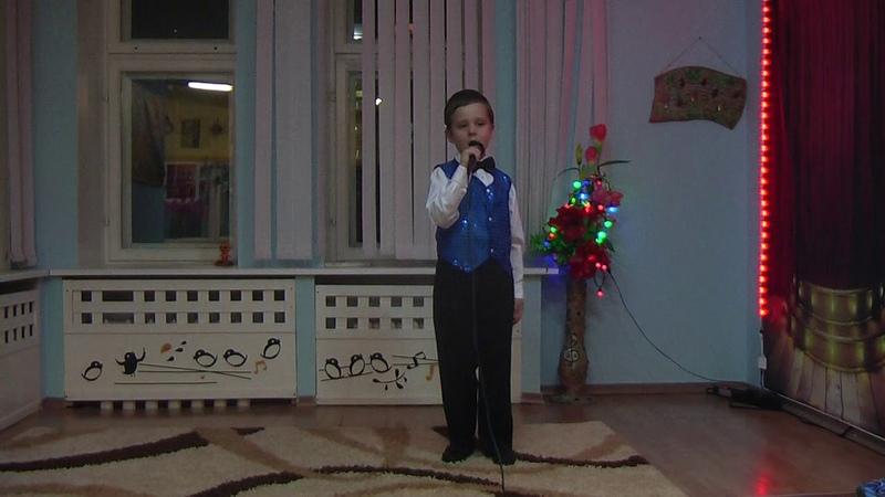 8000333. Соловьев Валерий, 6 лет. Мой щенок. Вокал