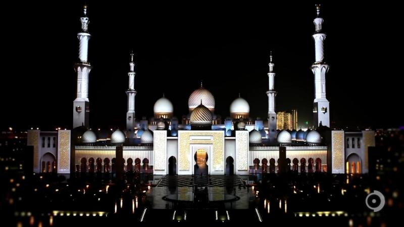 Мечеть шейха Зайда — Абу-Даби,ОАЭ