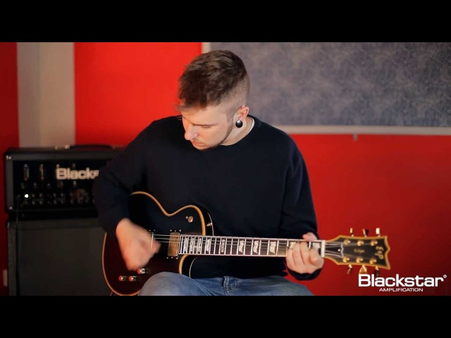 BLACKSTAR S1-104 6L6 playthrough by Alessandro Tuvo