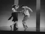 A Great Boogie Woogie Tap Dance Routine With Woody Herman's Orchestra