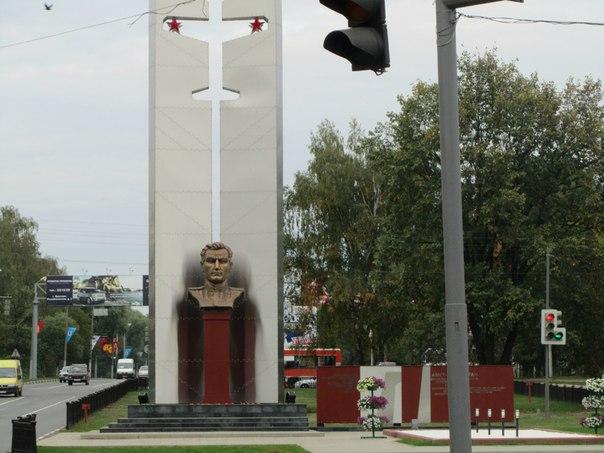 Ярославский памятник