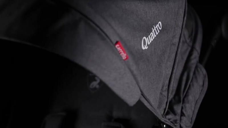 Прогулочная коляска Carrello Quattro CRL-8502