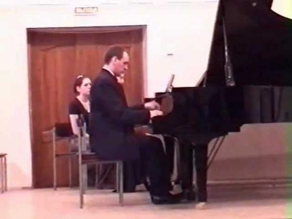 Н. А. Римский-Корсаков. Фортепианный концерт.