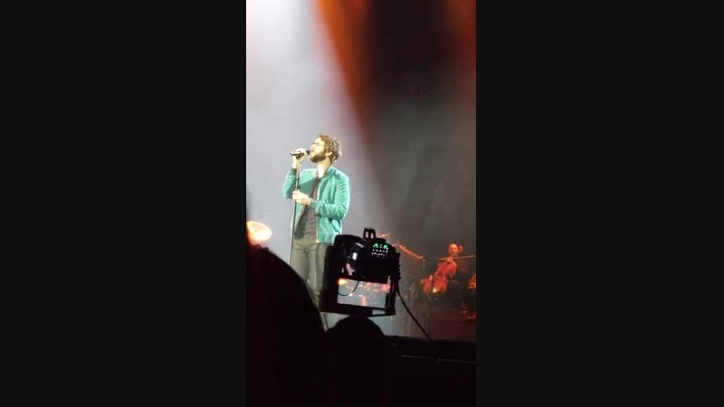 Josh Groban - River | Bridges tour 18.10.2018