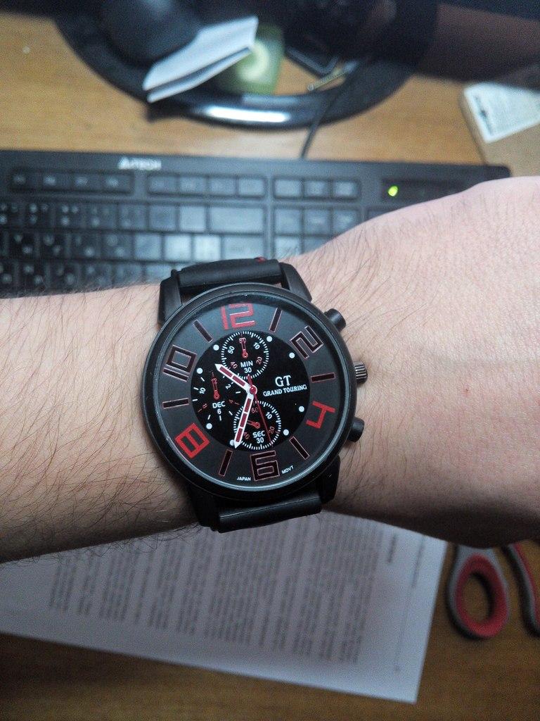 Popkind: Халявные часы от popkind - платил только за доставку (пост благодарности)
