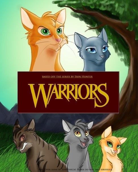 Кот рыжик из котов воителей