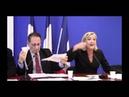 AU LIEU DE PARLER DE VOILE Marine Le Pen loi Pompidou Giscard du 3 janvier 1973 création monétaire Banque de France