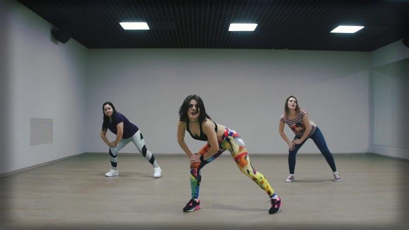MC Fioti Joga O Bum Bum Tam Tam Dancer Юля Хакимова