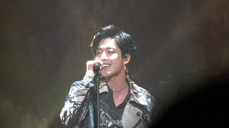 20190209 NEW WAY @KIM HYUN JOONG 2019 SEOUL concert in Blue Square