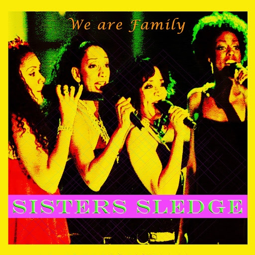 Sister Sledge альбом We are family Best Of