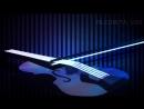 Неоновая скрипка шейповая анимация