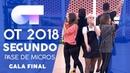 THE EDGE OF GLORY - GRUPAL | SEGUNDO PASE DE MICROS GALA FINAL | OT 2018
