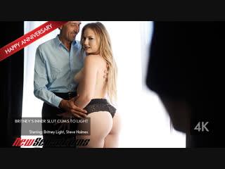 Britney Light - Britney's Inner Slut Cums To Light on NewSensations