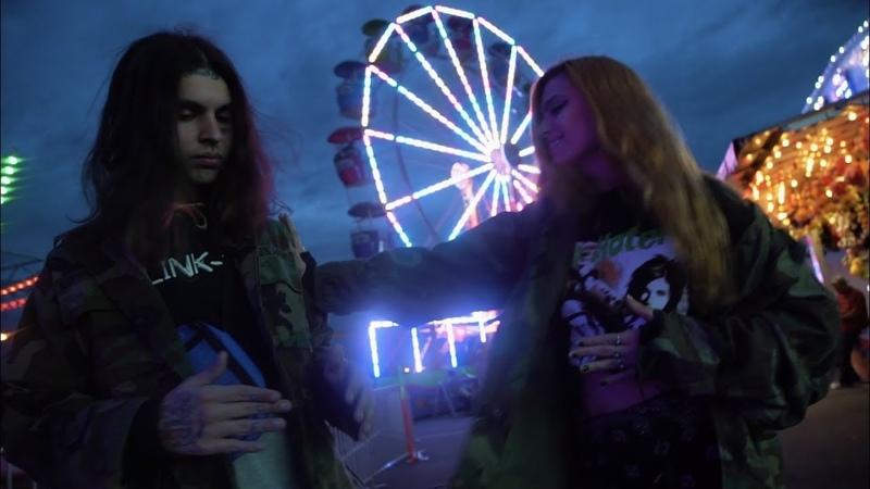 CA$HRINA - Run away ft. NICK PROSPER (Official Music Video)