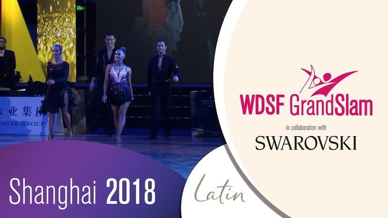 Balan - Moshenska, GER and Schmitt - Salikhova, FRA | 2018 GrandSlam LAT Shanghai