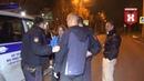 Задержание пьяного водителя 20 октября