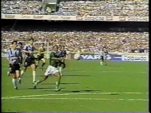 Grêmio 2x2 Goiás - 1996 - Brasileiro 1996 Semifinais