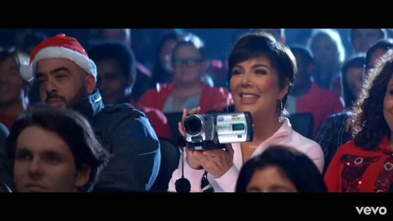 Kris Jenner saying Thank You Next Bitch