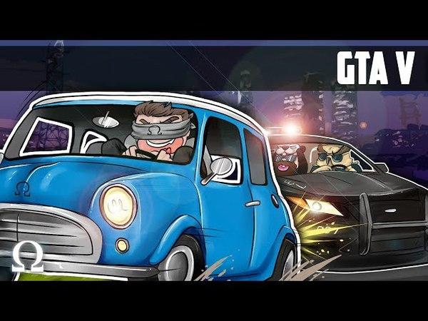 THEY ALL WANT THE VESPUCCI JOB! (NEW MODE!)   GTA V Funny Moments Ft. Jiggly, Vanoss, Moo