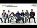 Weekly Idol - Monsta X 170405 рус.саб
