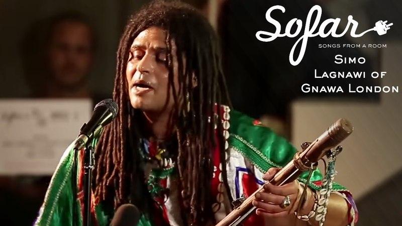 Simo Lagnawi of Gnawa London | Sofar London - GIVE A HOME 2017