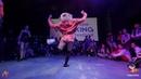 Julia Uvarova vs. Natasha NT vs. Navy - selection round for 1/16 - All Europe Waacking Festival 2018